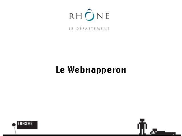 Le Webnapperon