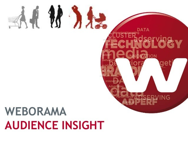WEBORAMAAUDIENCE INSIGHT