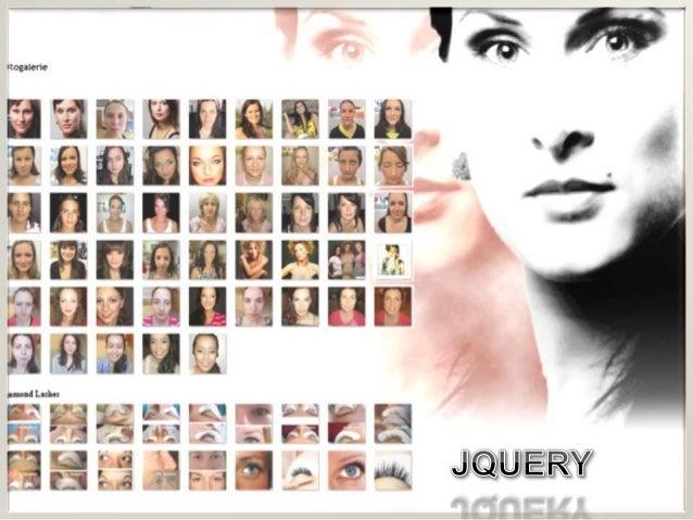 Website of beauty salon Slide 2