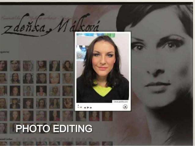Website of beauty salon Slide 3