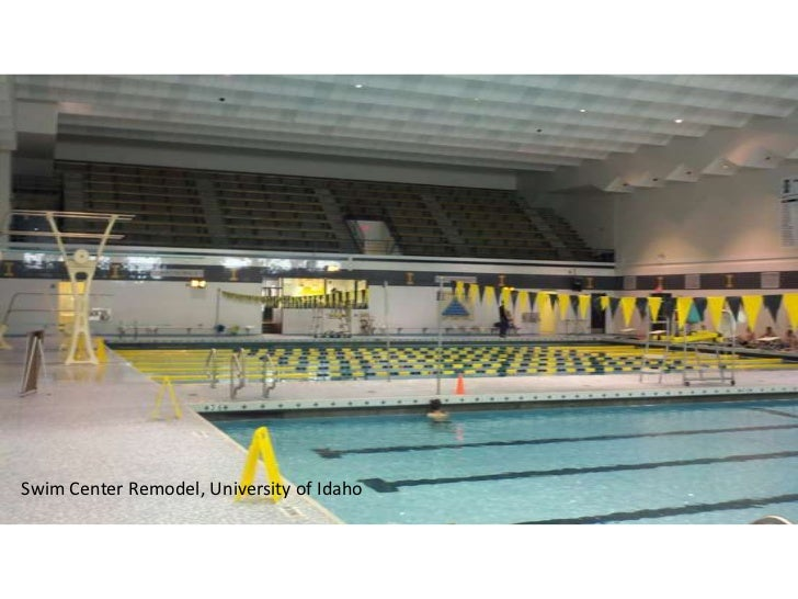 Swim Center Remodel, University of Idaho<br />