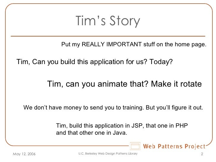 Webpattern.Final.Presentation2 1 Slide 2