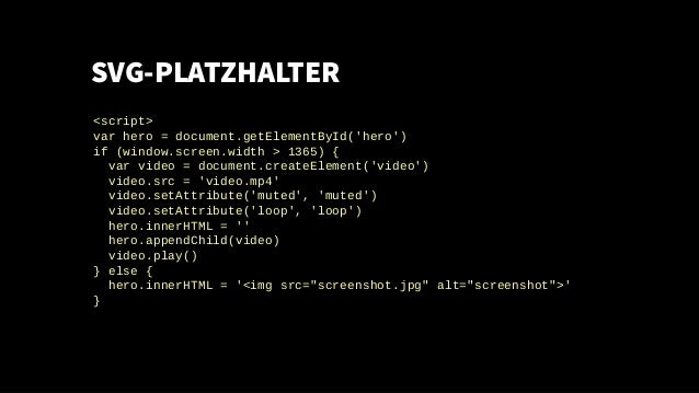 SVG-PLATZHALTER <script> var hero = document.getElementById('hero') if (window.screen.width > 1365) { var video = document...