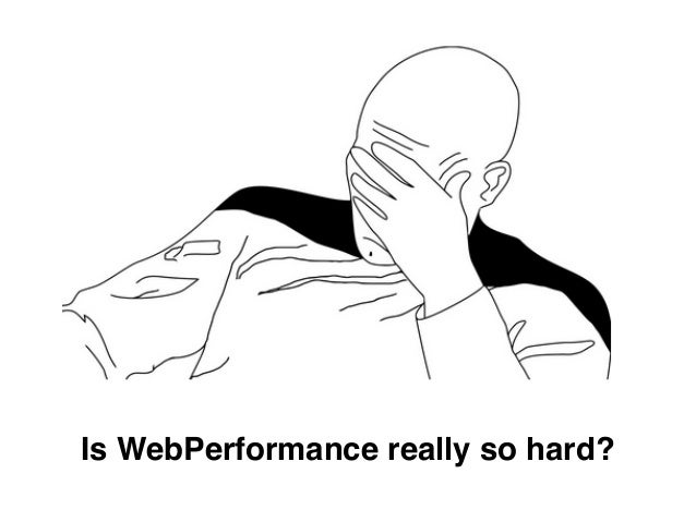 WebPerformance: Why and How? – Stefan Wintermeyer