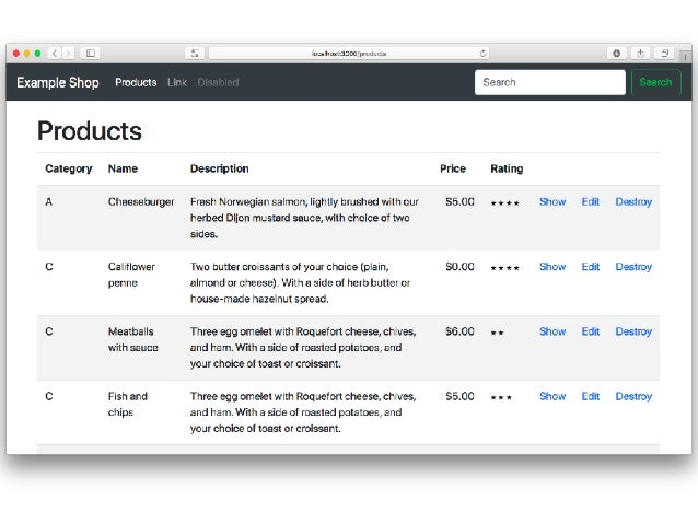 app/models/product.rb: class Product < ApplicationRecord belongs_to :category has_many :reviews def number_of_stars if rev...