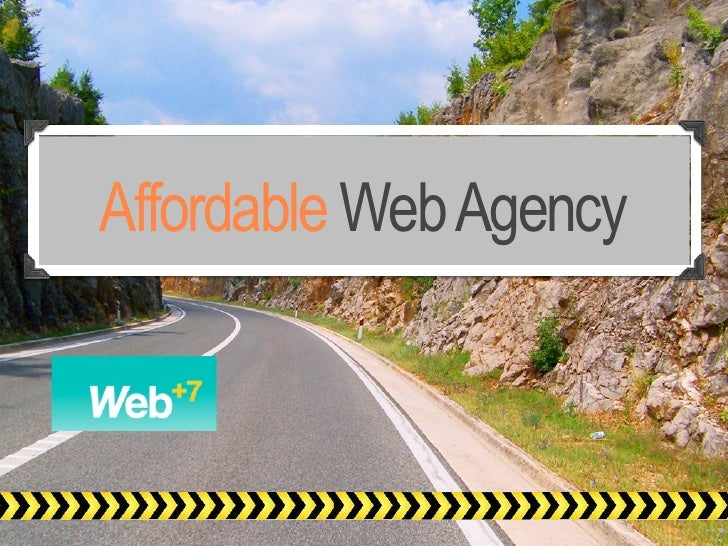 Affordable Web Agency