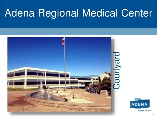 Adena Regional Medical Center Virtual Tour