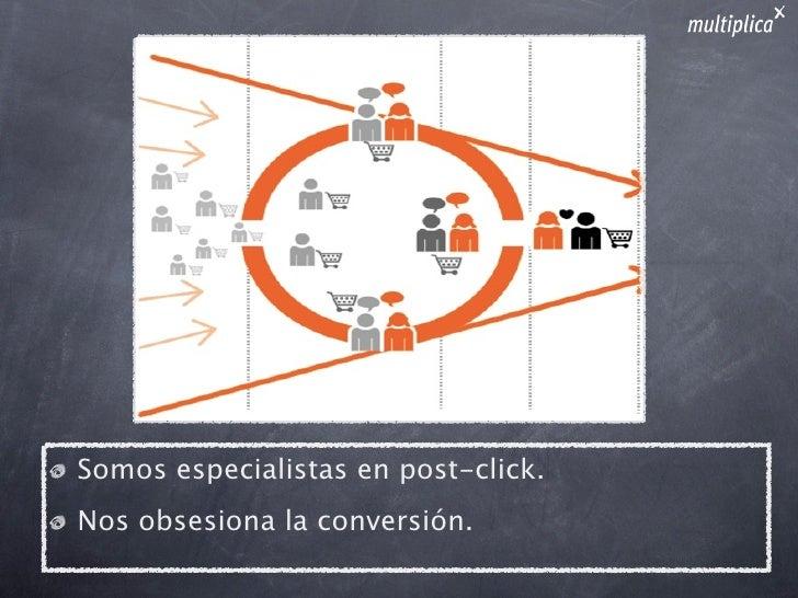 Design Thinking y UX desde Multiplica Slide 3