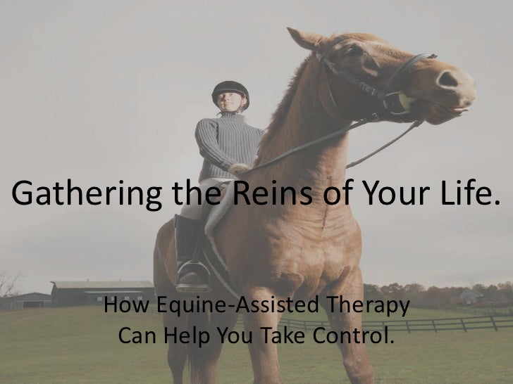 Equine-assisted therapy