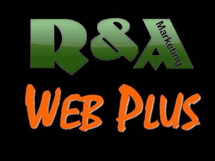 Web Plus<br />