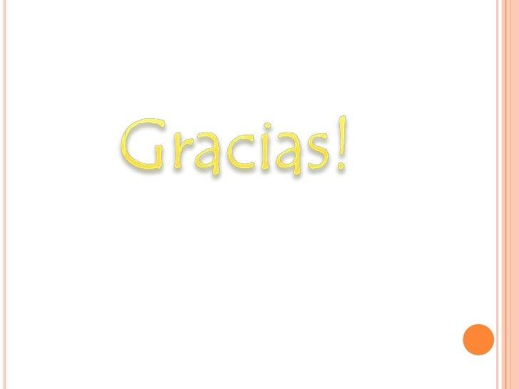 Gracias!<br />