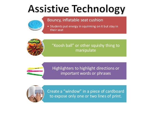 7 Apps to Use as Assistive Technology