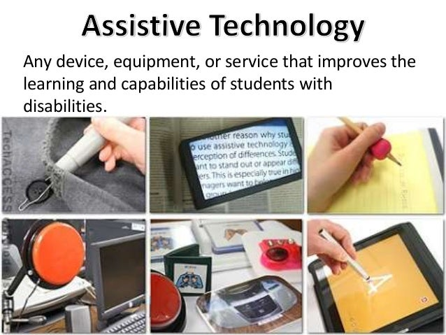 Importance of Assistive Technology