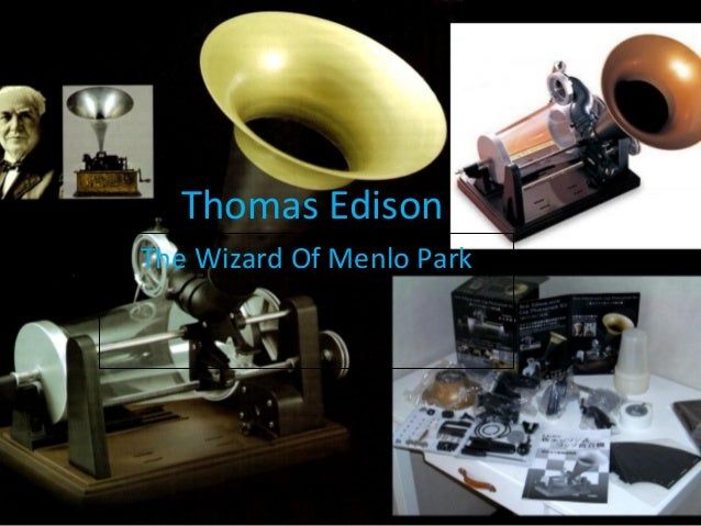 short essay on thomas alva edison