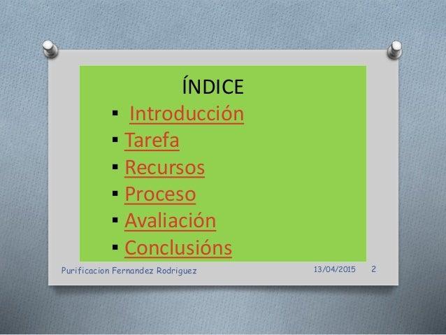 EWebquest  tecnicas de mobillizacion Slide 2