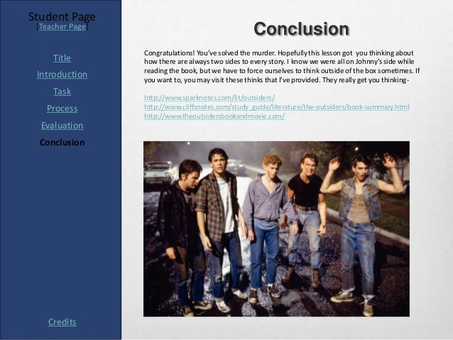 Student Page [Teacher Page]                                                     Conclusion                  Congratulation...