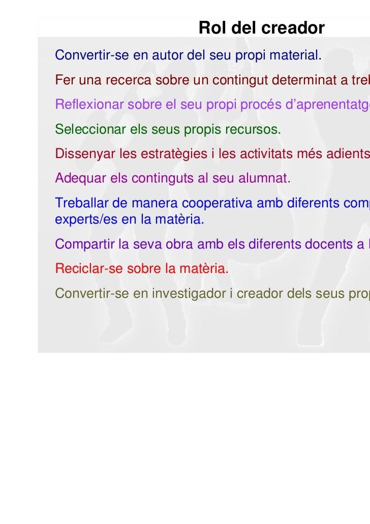 COMUNITAT CATALANA DE WEBQUEST                                     -Cursos/ Formació                                     -...