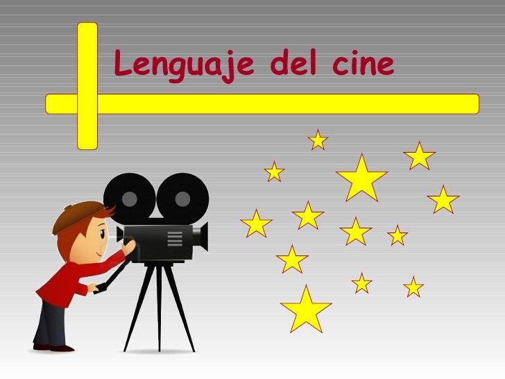 Lenguaje del cine