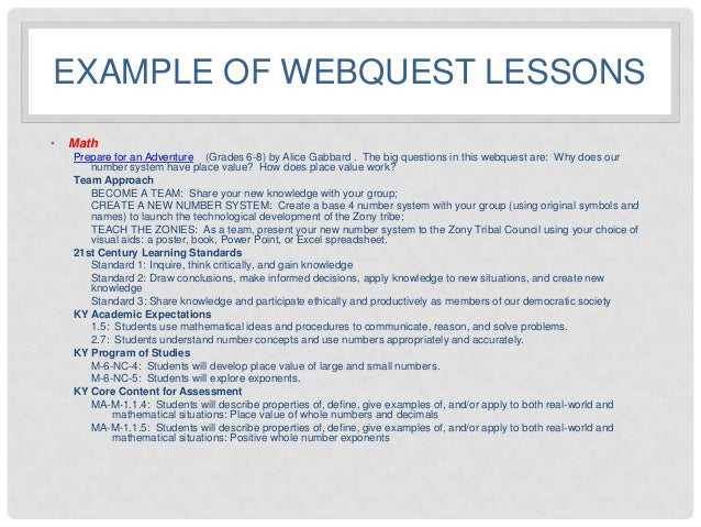 web quest clip 1