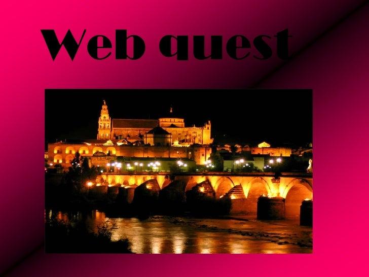 Web quest<br />
