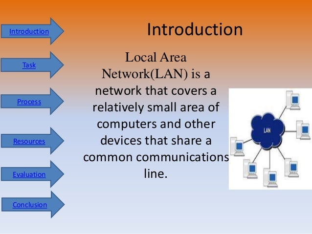 an introduction to the local area network