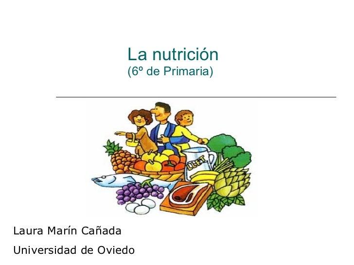 Webquest Sobre La Nutrición