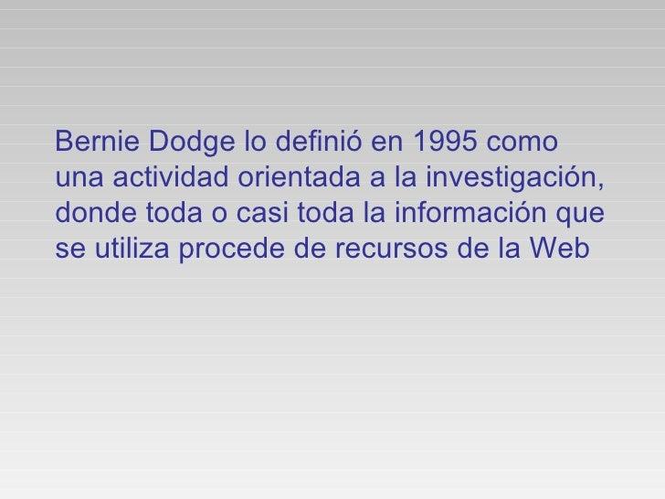 Webquests Slide 2