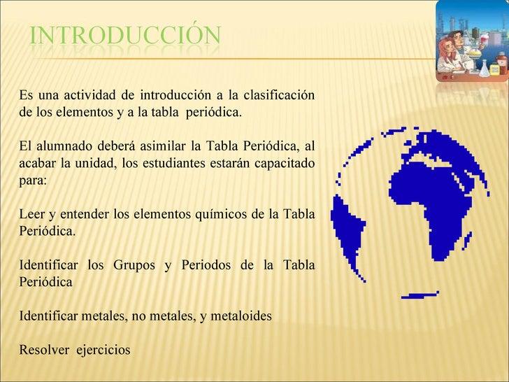 Elementos de la tabla periodica introduccin tareas proceso recursos evaluacin conclusiones 3 urtaz Gallery