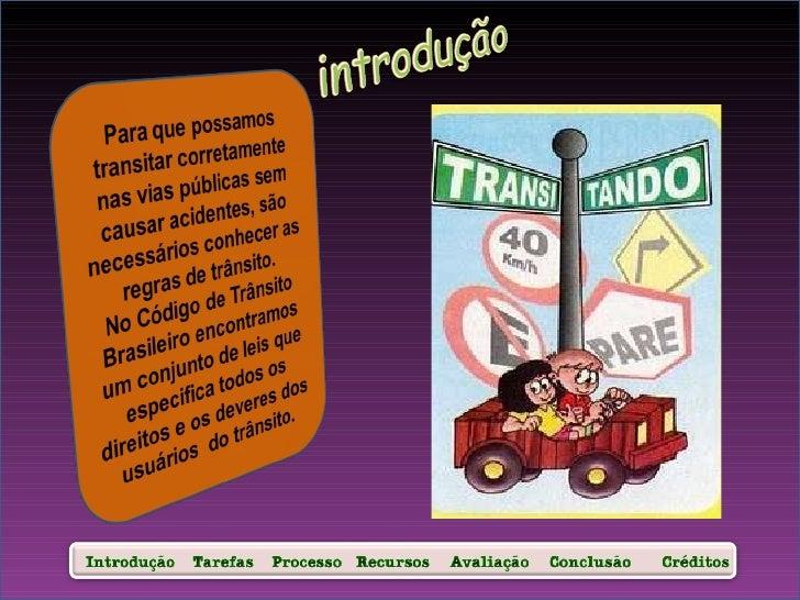 Webquest transito Slide 1