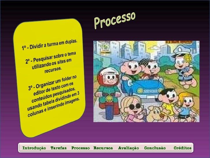 Webquest transito Slide 3