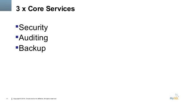 MySQL Web Reference Architecture