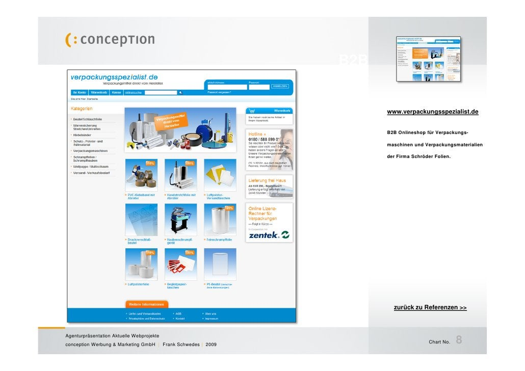 B2B                                                                       www.verpackungsspezialist.de                    ...