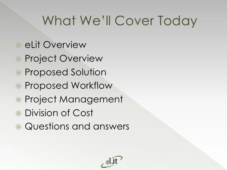 Web Repository Solution Slide 2