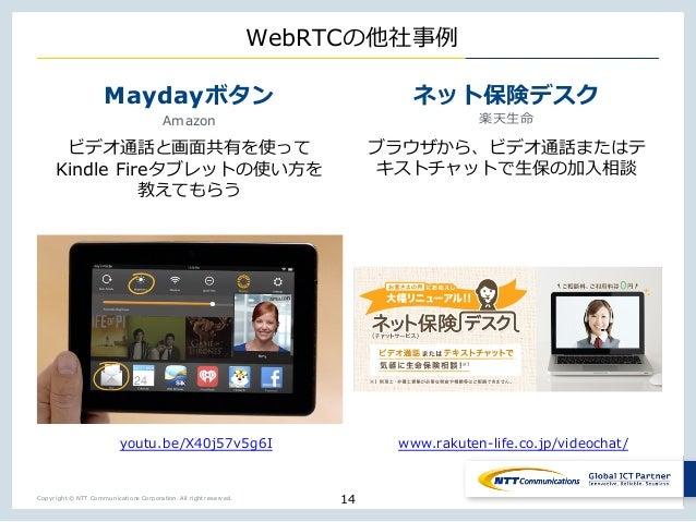 """究極のゲーム用通信プロトコル """"WebRTC"""""""