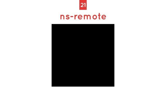 ns-remote   21