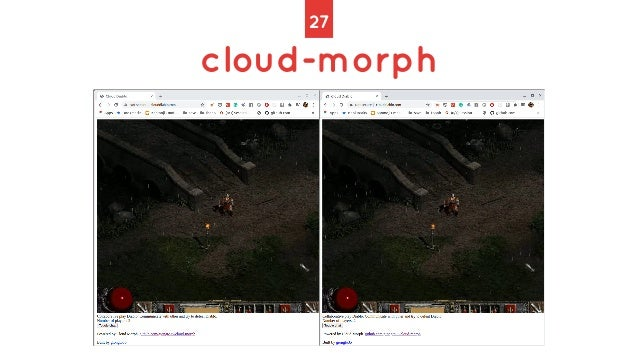 27 cloud-morph