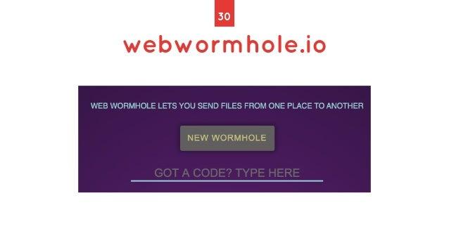 webwormhole.io   30