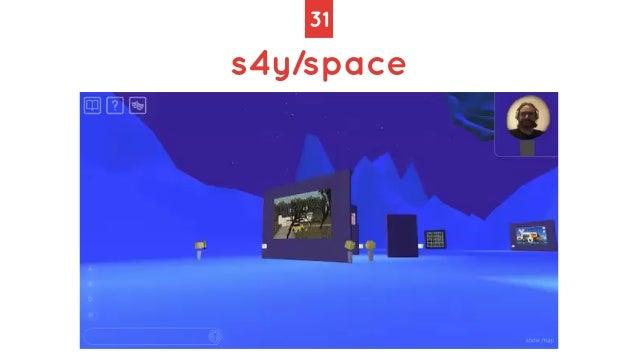 s4y/space 31