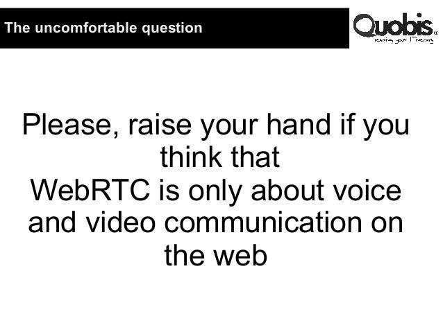 WebRTC DataChannels demystified