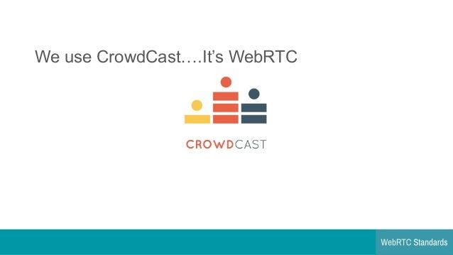 WebRTC Live Q&A and Screen Capture session 3