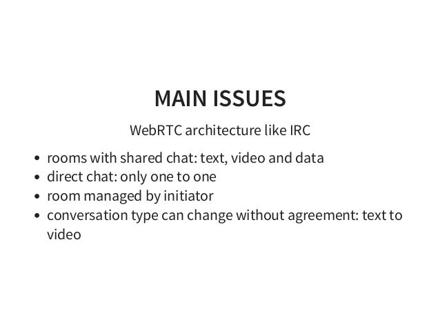 WebRTC + Socket io: building a skype-like video chat with