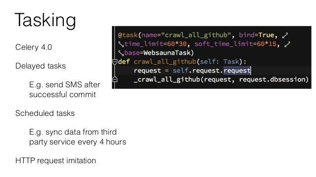 Websauna - introduction to the best Python web framework