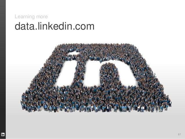 57 Learning more data.linkedin.com
