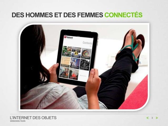 DES HOMMES ET DES FEMMES CONNECTÉS                              AFDEL – Décembre 2012L'INTERNET DES OBJETS                ...