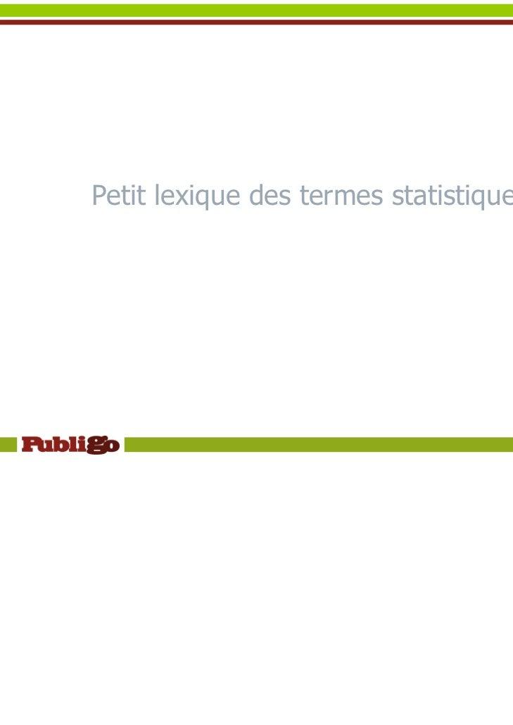 quels outils statistiques pour mon site