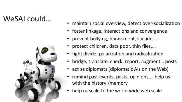 Web science AI and IA