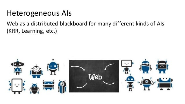 WeSAI could... • evolve on the next Web as in a multi-agent system • have a lot of AIs friends with a different skills • h...