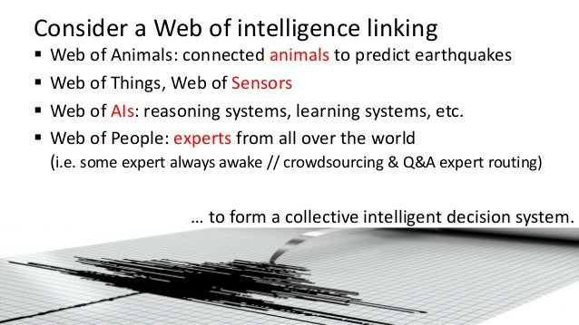 """Design AI to provide the immune system of the Web """"That is why it is so important not only to have excellent treatment but..."""