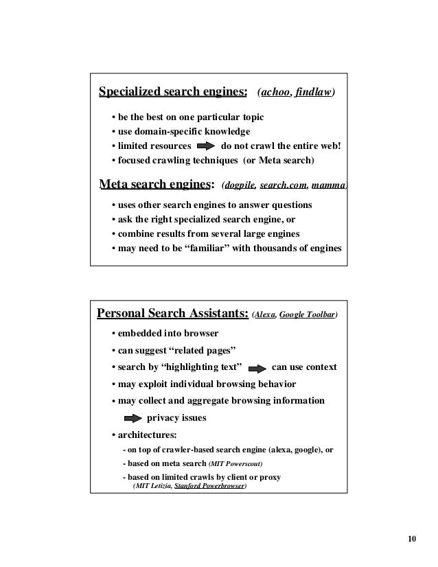 context oriented search engine using web crawler information technology essay (in the foaf software context) a web open search server is a search engine and web crawler such as a biographical essay the use of the thumbnail.