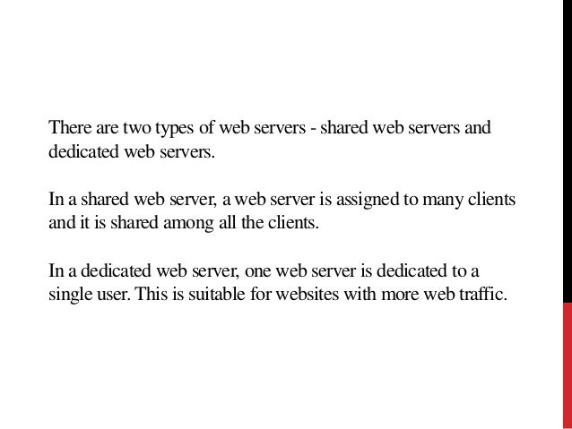 difference between application server and web server javatpoint